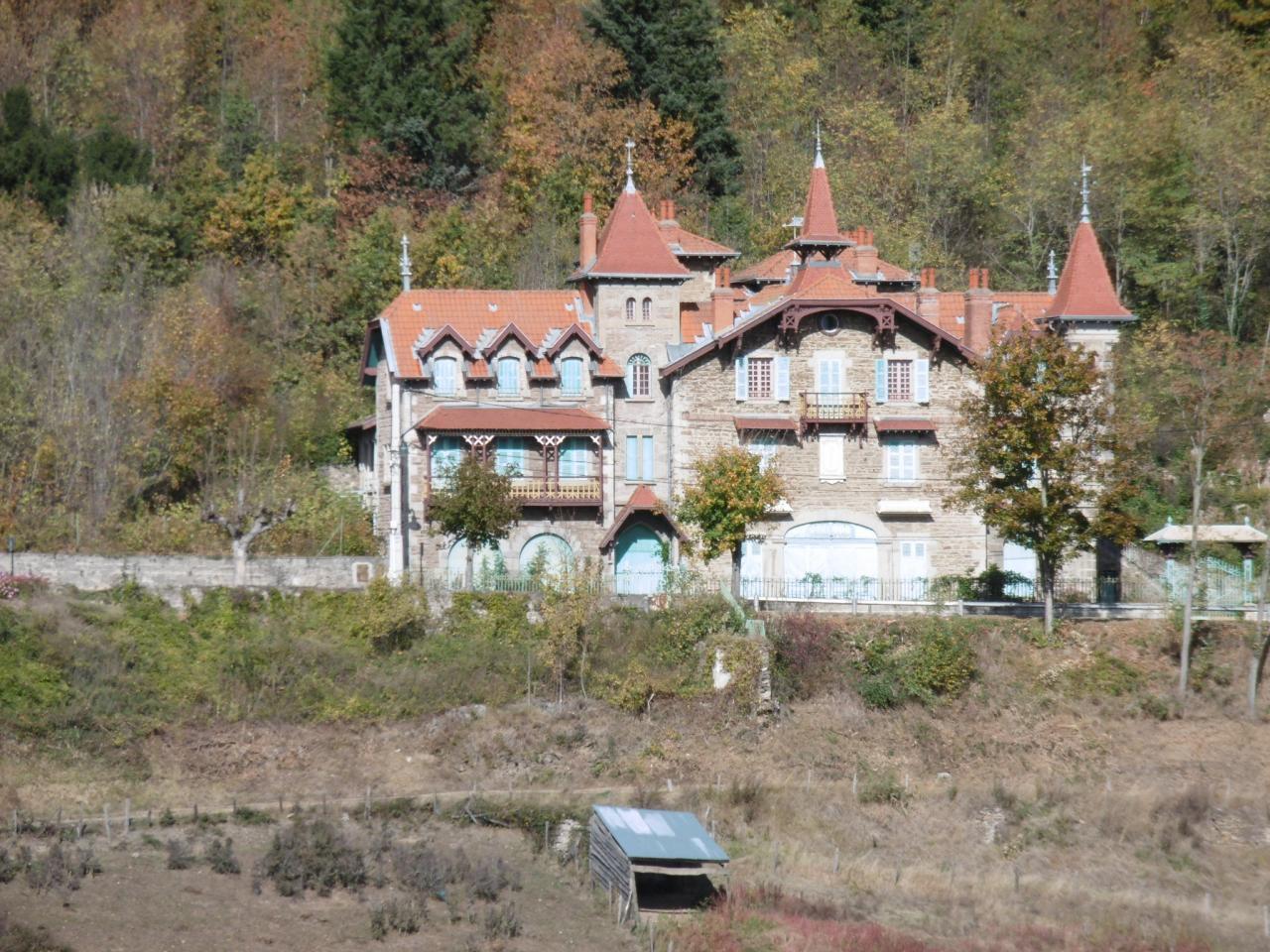 le 'chateau ' de St Catherine